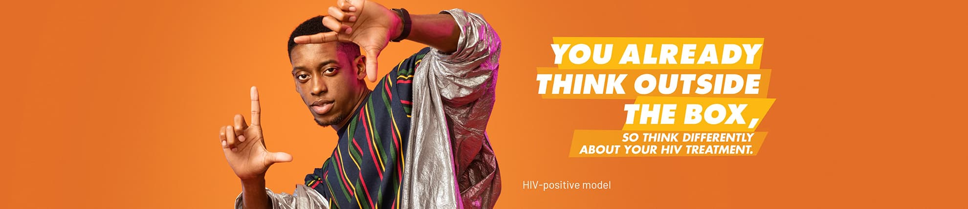 Think Differently About Your HIV-1 Treatment
